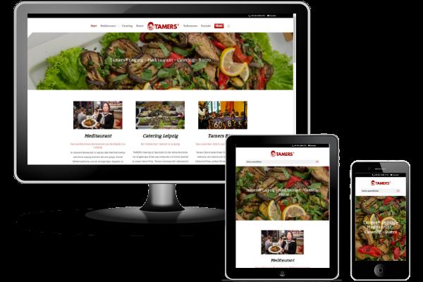 Tamers Leipzig - Meditaurant - Catering - Bistro