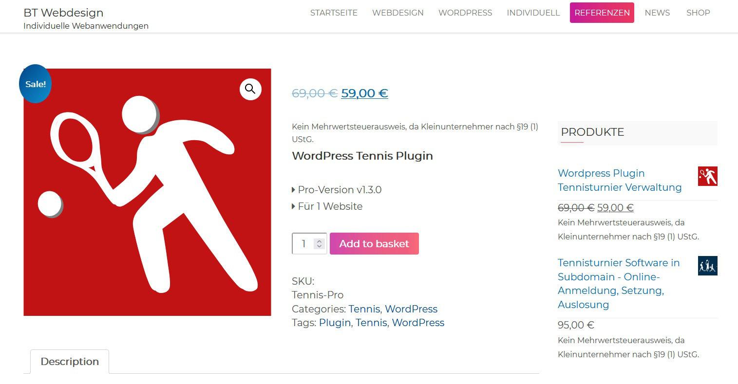 WooCommerce Produkt im Frontend zeigt englische Texte: Add to basket